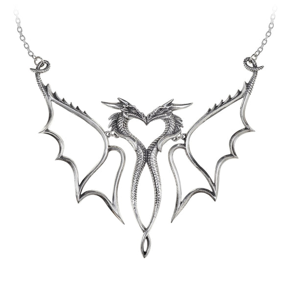 Alchemy Gothic Dragon Consort Necklace