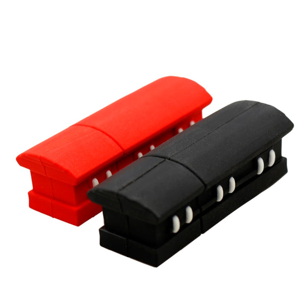 Coffin USB Flash Drive - 32GB - BLACK RABBIT STORE
