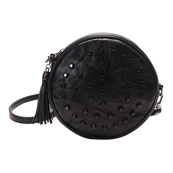 Punky Pill Shoulder Bag - BLACK RABBIT STORE