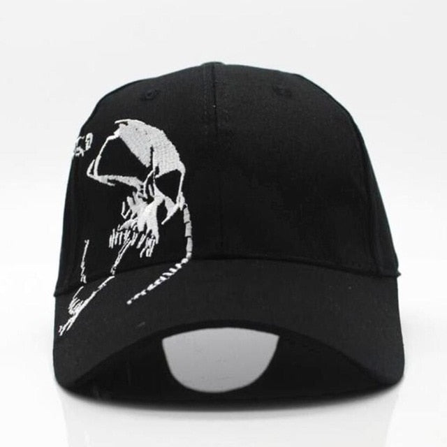 Worst Nightmare Gothic Cap - BLACK RABBIT STORE