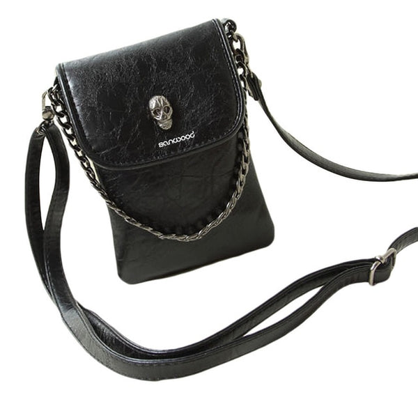 Skull Cross-body bag - BLACK RABBIT STORE