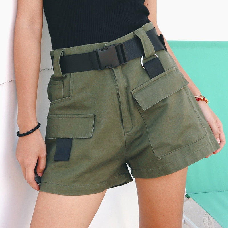 Love Loose Casual Shorts - BLACK RABBIT STORE
