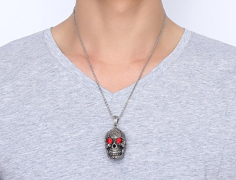 Red Cubic Zirconia - BLACK RABBIT STORE