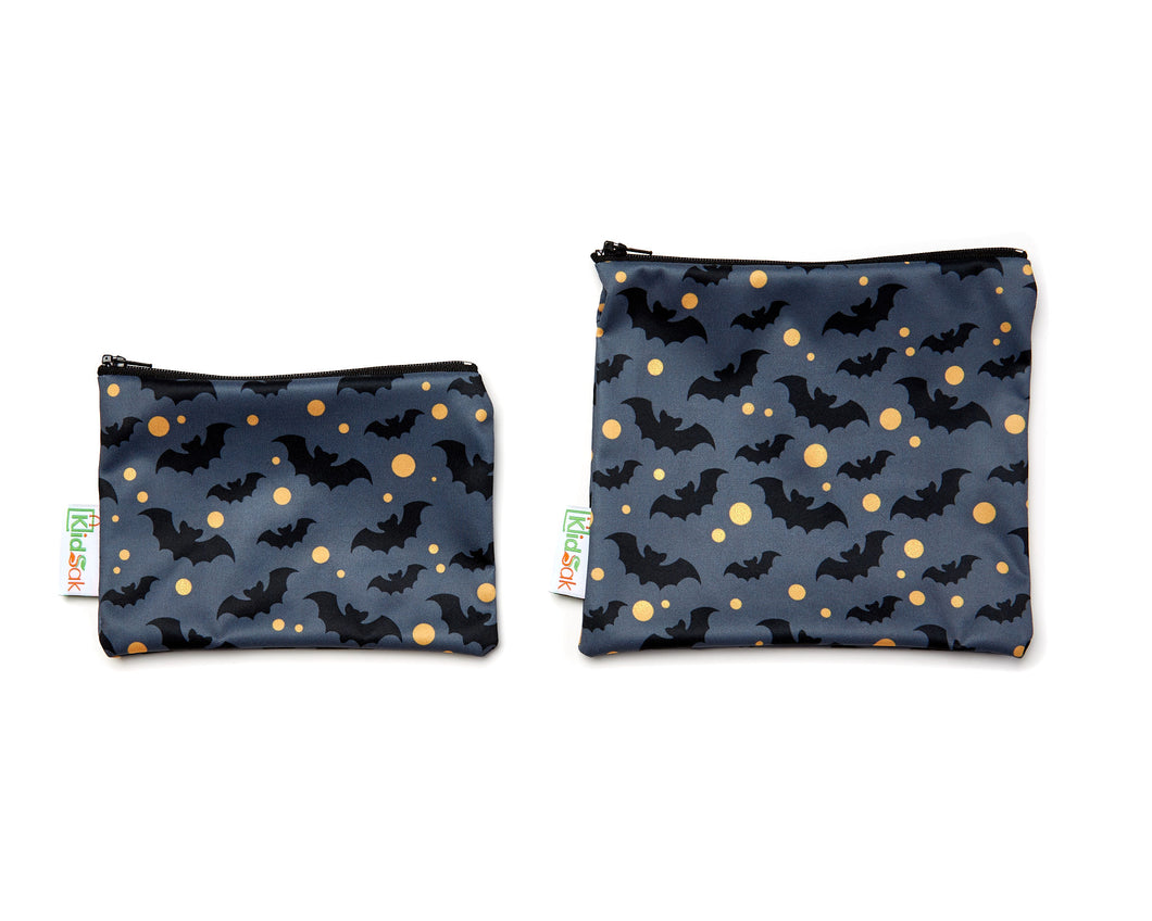 Halloween Reusable Snack Bag Set