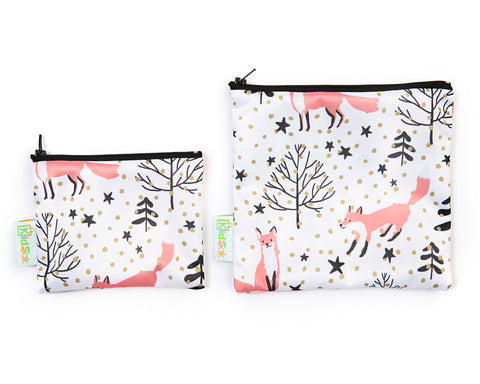 Fox Snack Bag Set