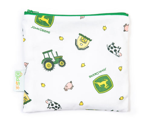John Deer Reusable Snack Bag
