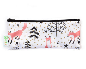 Fox Reusable Snack Bag - Wide