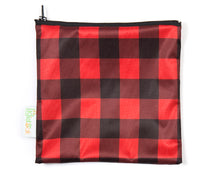 Hunter Check Reusable Snack Bag