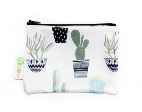 Cactus Reusable Snack Bag