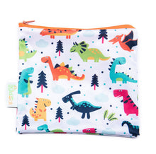 Dinosaurs Reusable Snack Bag