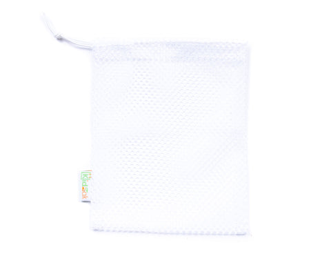 Produce bags kidsak white netting