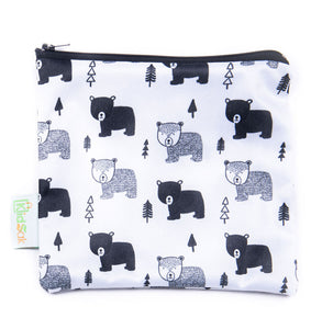 Bears Reusable Snack Bag