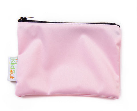 Pink Reusable Snack Bag