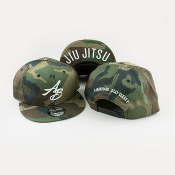 Arm Bar New Era + AB SnapBack Camo/White