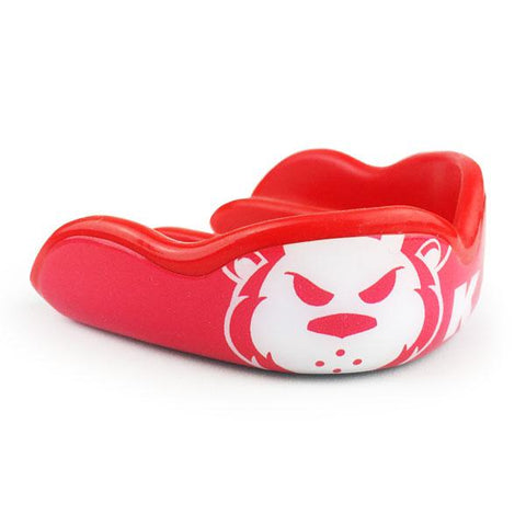 Damage Control High Impact MouthGuard - Killer - Red