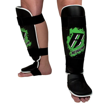 Revgear Youth Combat Series Shin Guards
