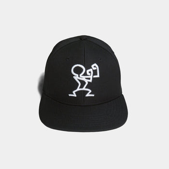 Stay Ready Snapback Black