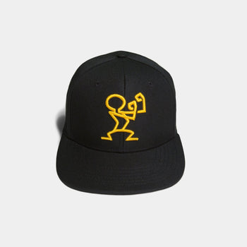 Stay Ready Snapback Black & Gold