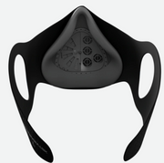 Training Mask Vent Onyx Black Cap