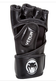 Venum Impact Adult MMA Fight Gloves Black