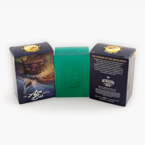 Arm Bar Soap - The Mat Megalodon Batch