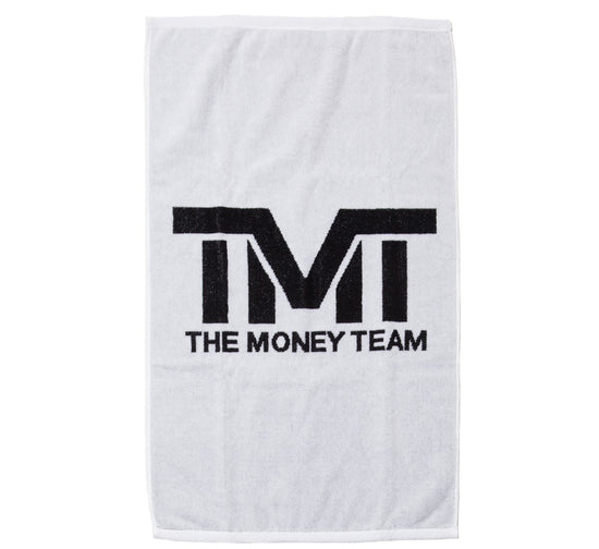 TMT COURTSIDE TRAINING TOWEL WHITE