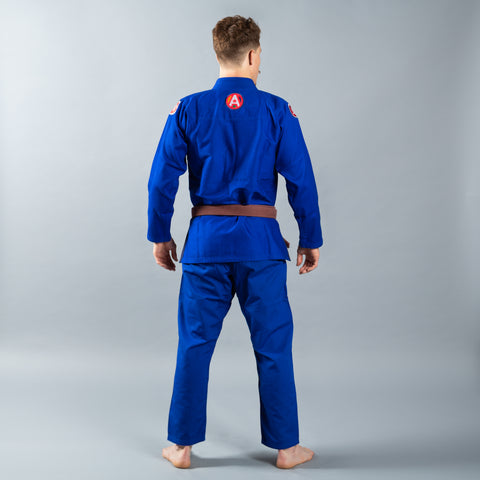 SCRAMBLE ATHLETE 4 - ENTRY LEVEL: 375 (BLUE)