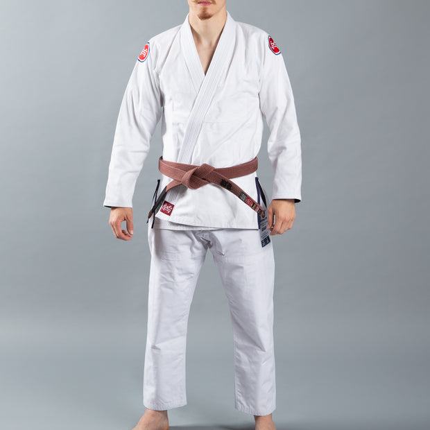 SCRAMBLE ATHLETE 4 - ENTRY LEVEL: 375 (WHITE)