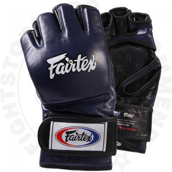 FGV12 Fairtex Blue Ultimate MMA Gloves