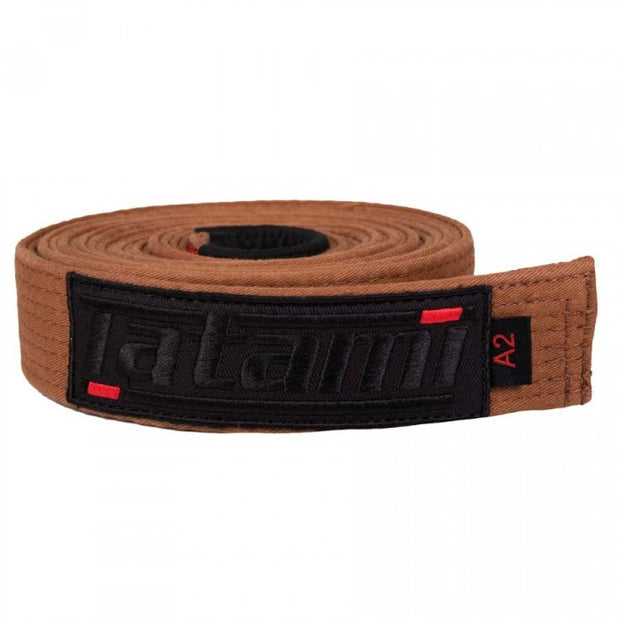 TATAMI DELUXE BJJ BROWN  BELT