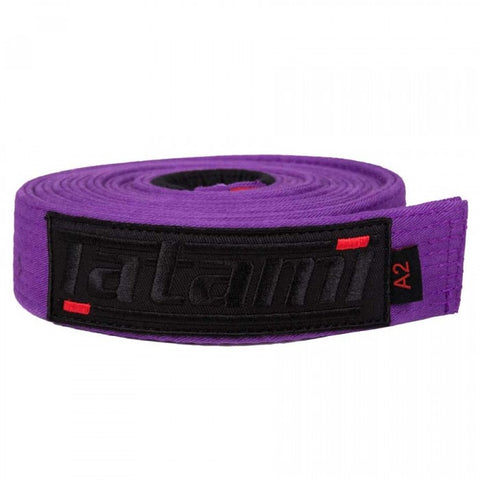 TATAMI DELUXE BJJ PURPLE  BELT