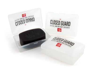 "Arm Bar Soap ""The Closed Guard"" Soap Cases"
