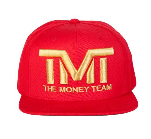 TMT Court Side Snapback Gold