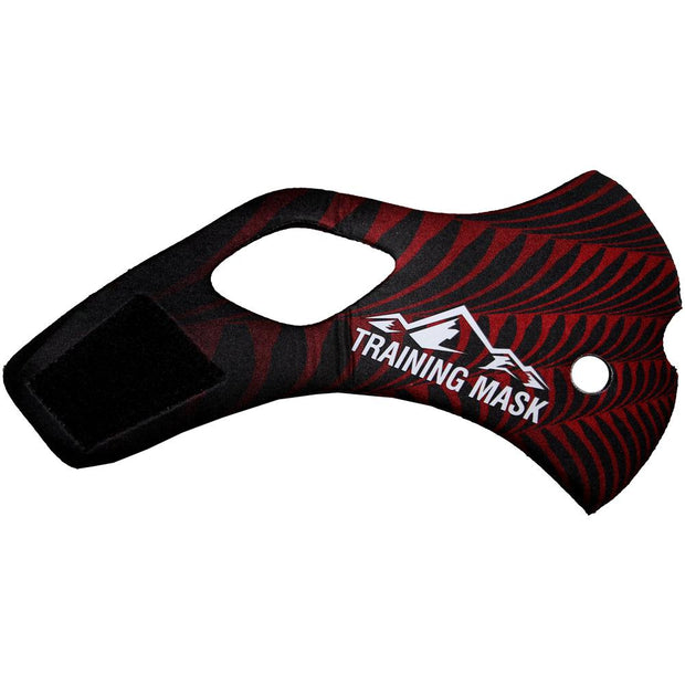 Elevation Training Mask 2.0 Black Widow Sleeve