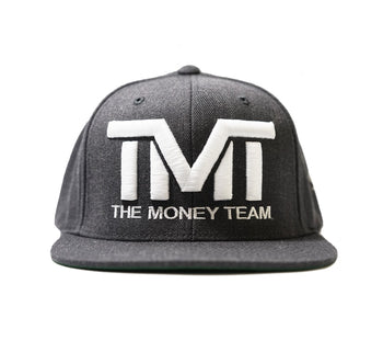 TMT Court Side Snapback Heather/Grey