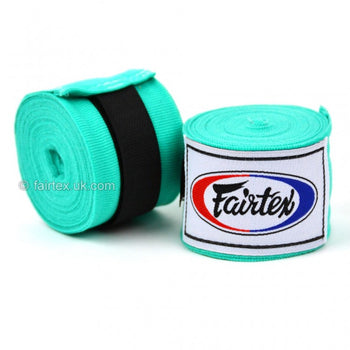 Fairtex HW2 Mint Green 4.5m Stretch Wraps