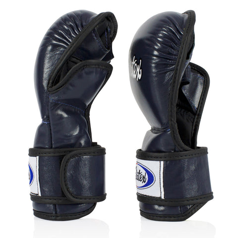 Fairtex FGV15 Blue MMA Sparring Gloves