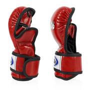 FGV15 Fairtex Red MMA Sparring Gloves