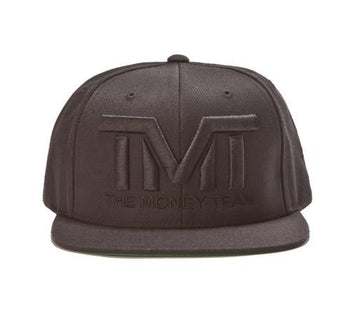 TMT Court Side Snapback (Stealth)