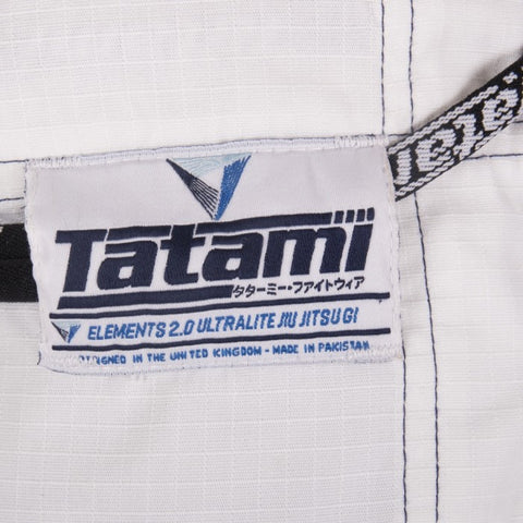 TATAMI ELEMENTS ULTRALITE 2.0 GI - WHITE