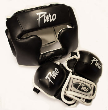 Puro Youth Combat Series Headgear