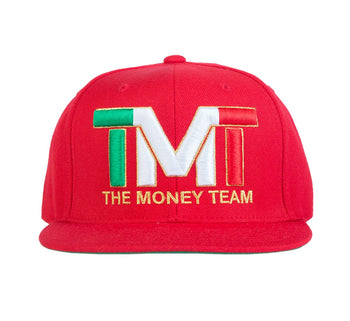 TMT AND STILL HAT RED