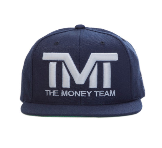 TMT COURTSIDE SNAPBACK -NAVY