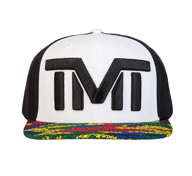 TMT MONEYFLAGE BLACK/WHITE