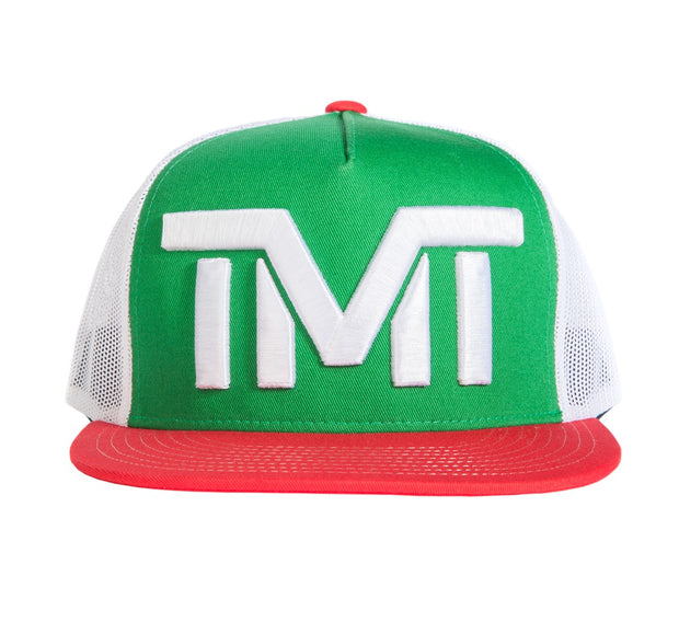 TMT SOUTH BEACH GREEN/WHITE