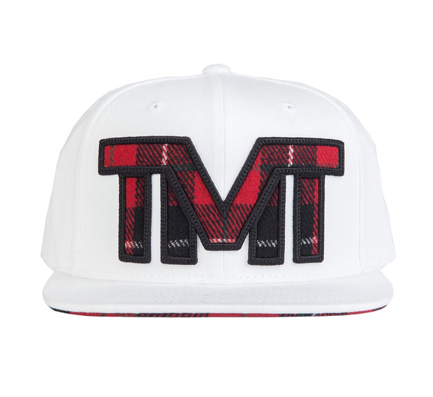 TMT  OXFORD WHITE