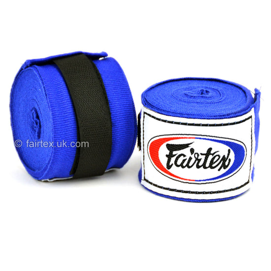 Fairtex HW2 Blue 4.5m Stretch Wraps
