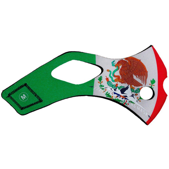 Elevation Training Mask 2.0 Mexico Sleeve