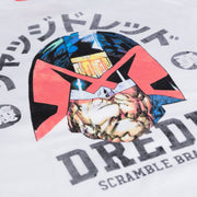 Scramble x Judge Dredd – Dredd Head T-Shirt