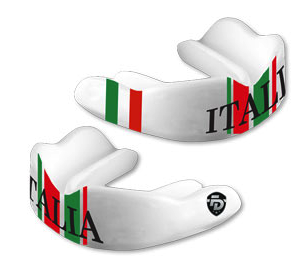 Fight Dentist Mouthguard Ti Amo Italia